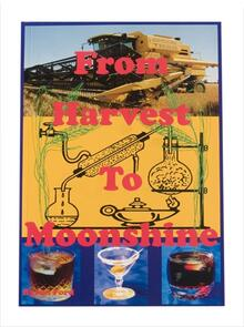 Book: From Harvest to Moonshine