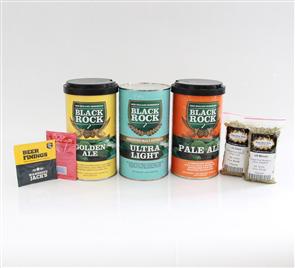 Black Rock American Pale Ale Recipe Kit