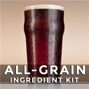 All Grain Recipe Kit English Brown Ale