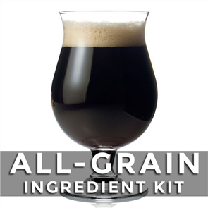 All Grain Recipe Kit Black IPA