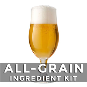 All Grain Recipe Kit Belgian Blonde Ale - All Grain