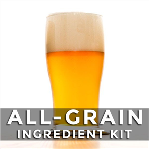 All Grain Recipe Kit Cream Ale