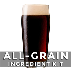 All Grain Recipe Kit Dark Ale