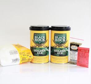 Black Rock English IPA Recipe Kit