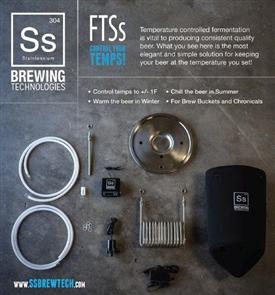 FTSs Heating & Chilling - Standard 26L Chronical Fermenter