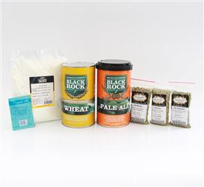 Black Rock Juiced Up NEIPA Recipe Kit