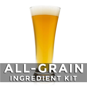 All Grain Recipe Kit Lager (European Light)