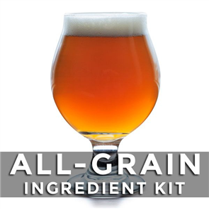 All Grain Recipe Kit Amarillo Smash - Pale Ale