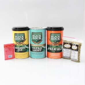 Black Rock Route 67 Recipe Kit