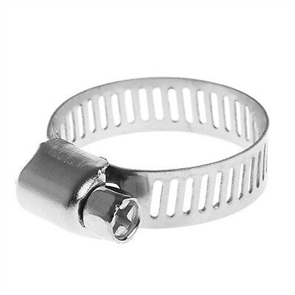 Hose Clamp Worm - 9mm