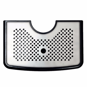 Plastic Drip Tray - With Stainless Grill