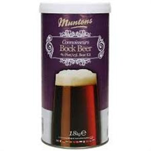 Muntons Connoisseurs Bock Beer 1.8kg