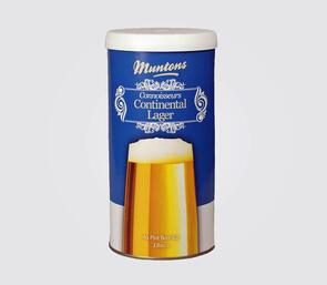 Muntons Connoisseurs Continental Lager 1.8kg