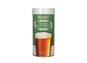 Muntons Connoisseurs Export Pilsner 1.8kg