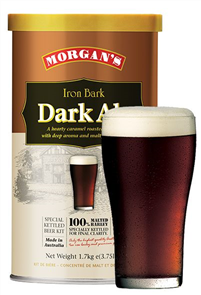 Morgan's Ironbark Dark Ale 1.7Kg