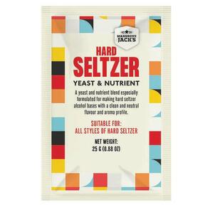 Hard Seltzer Yeast & Nutrient