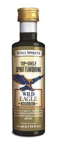 Top Shelf Wild Eagle Bourbon 2.25L
