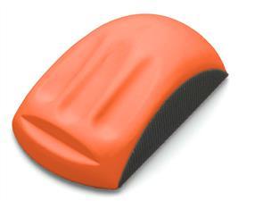FLEXIPADS 12910 Formed Hand Block For 150 Velcro Disc