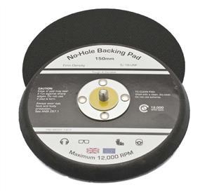 "FLEXIPADS 17410 Back Up Pad Velcro Medium 150mmx12 No-Hole 5/16"" UNF"