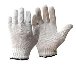 ARMOUR Gloves, Cotton Knit - Large
