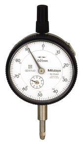 MITUTOYO DialIndicator 10mm X0.01mm 2046S