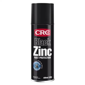 CRC 2089 Black Zinc Aero 400ml