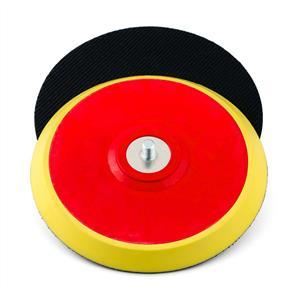"FLEXIPADS 17220 Back Up Pad Velcro 150mm 5/16"" UNF"