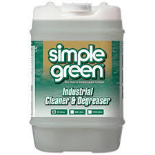 SIMPLE GREEN Industrial Cleaner & Degreaser Concentrate 20Ltr