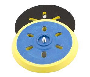 "FLEXIPADS 17120 Back Up Pad Velcro 150x8mm  No-Hole 5/16"" UNF"