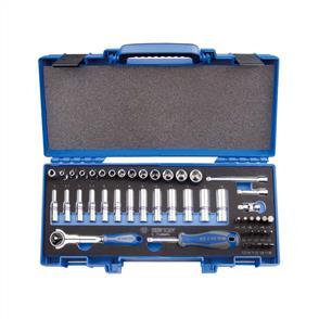 KING TONY KT2548MRV Socket STD 1/4Dr 48pc Set