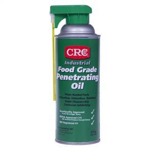 CRC 3086 Penetrating Oil Aero 312gm Food Grade