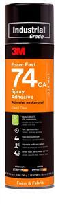 3M Foam Fast 74 Spray Adhesive 489g