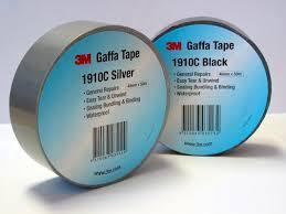3M 1910C Utility Duct Tape 48mm x 50m Black
