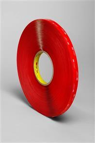3M 4910 VHB Clear Tape  6x1.0mm x 33m