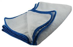 FLEXIPADS 40520 Super Plush White Large Towel