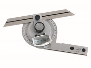 HELIOS Universal Bevel Protractor 200mm Blade