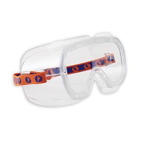SUPA-VU Safety Goggles Clear 4900