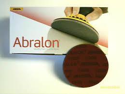 MIRKA Abralon Velcro Disc 150mm 4000G