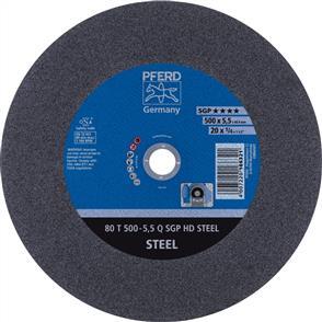 PFERD General Purpose Cut Off 80T 500x5.5mm A24Q SG-HD 40.0