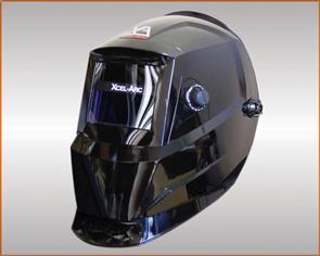 XCELARC Welding Helmet Auto 108 Black