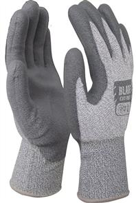 ARMOUR Blade PU Cut 5 Open Back Gloves Large