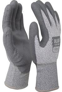 ARMOUR Blade PU Cut 5 Open Back Gloves Medium