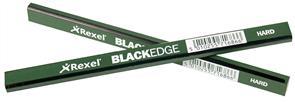 BLACKEDGE 218H Carpenters Pencil Green