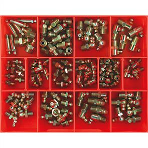 CHAMPION Imperial Grease Nipple Assorted 113PC CA108
