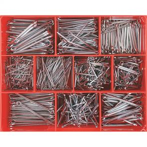 CHAMPION Small Split Pins (Cotter) Assorted CA800