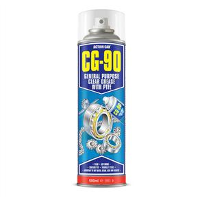 ACTION Clear Grease CG90 500ml