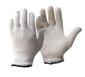ARMOUR Cotton Knit Gloves Small