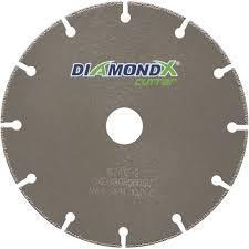 DIAMONDX Steel Cut Off Disc 100x1.3x1.5x16mm
