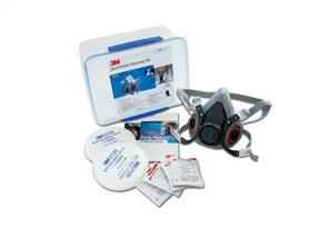 3M 6225 Dust/Particle Respirator Kit LARGE 6225