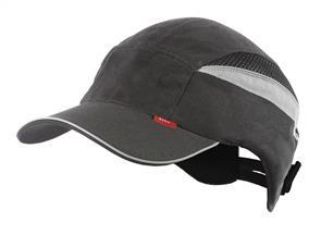 BUMP CAP LONG PEAK -BLACK EBCL-B